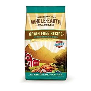 Amazon Whole Earth Farms Grain Free Recipe Dry Dog