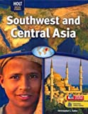 Southwest and Central Asia, Christopher L. Salter, 0030995396