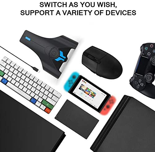Gamepad Controller Converter Voor PS4 Voor X BOX ONE Voor Toetsenbord Muis Adapter Game Handle with Customized Button