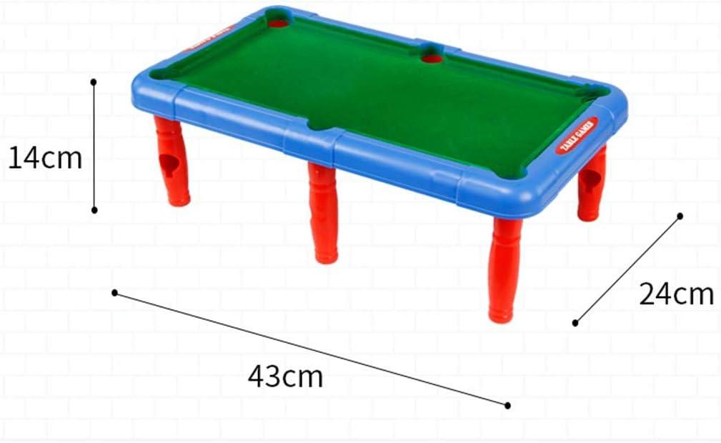 Mesa de billar Mini mesas de Billar Multifuncional Mesa De Juego ...