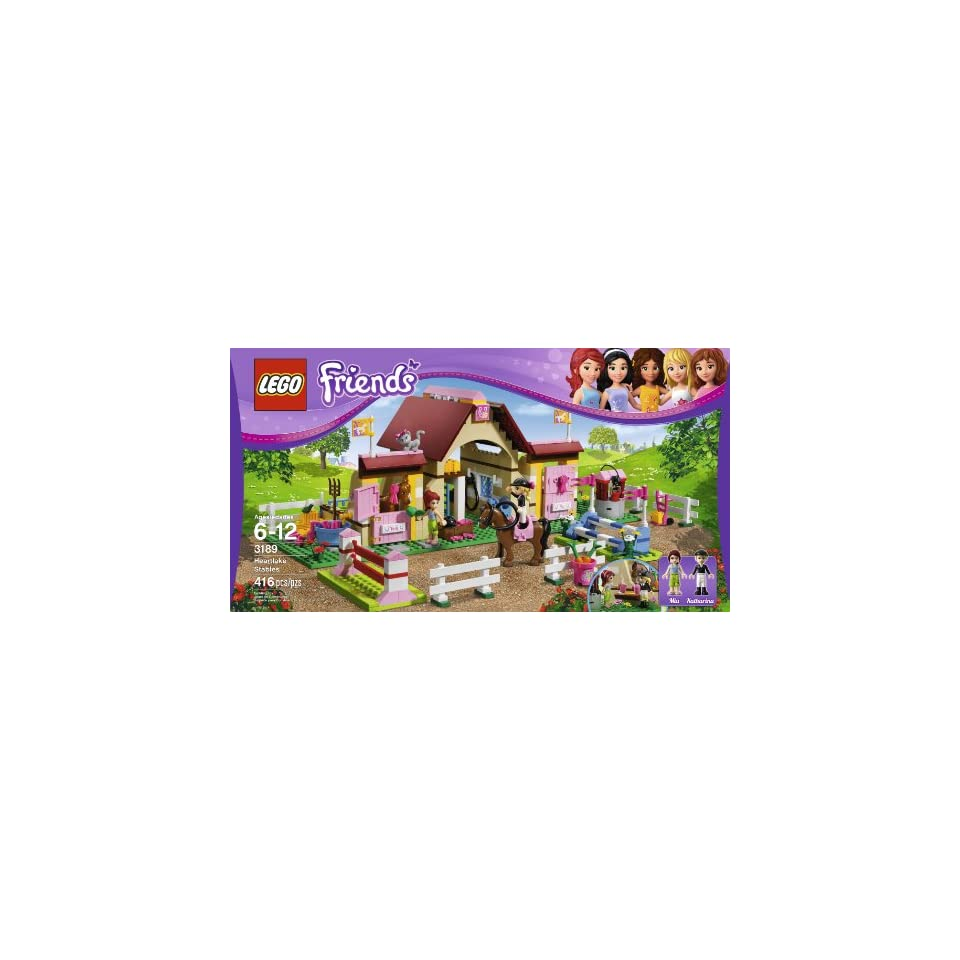 LEGO Friends 3189 Heartlake Stables
