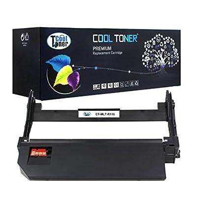 Cool Toner [1] MLT-R116 MLT R116 Imaging Unit 9K High Yield Drum Compatible for Samsung Xpress SL-M2885FW/XAA SL-M2875FD/FW SL-M2825DW SL-M2835DW/XAA CL-M2625D SL-M2835DW SL-M2885FW Imaging Unit Drum