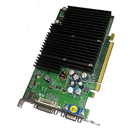 NVIDIA Tarjeta gráfica GeForce 6600 256 MB DDR SDRAM PCI-E ...