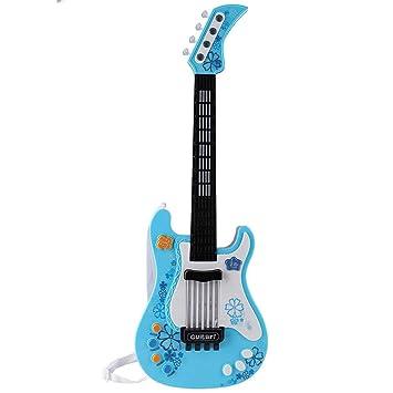 Bnineteenteam Juguete Musical para Guitarra, Instrumentos ...