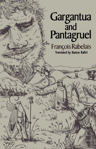 an analysis of gargantua and pantagruel by francois rabelais Gargantua and pantagruel by françois rabelais, translated by ma screech 1,041pp, penguin, £1699 the arsehole is much maligned in modern times.