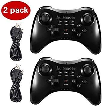 Kulannder Wii U Pro controlador para niños – inalámbrico ...