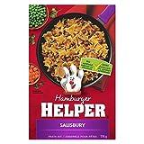 Hamburger Helper Less Sodium Salisbury, 176 Gram