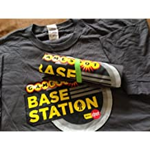 GAMESPOT BASE STATION T-Shirt San Diego Comic Con (SDCC 2013) Original Promo Item - XL