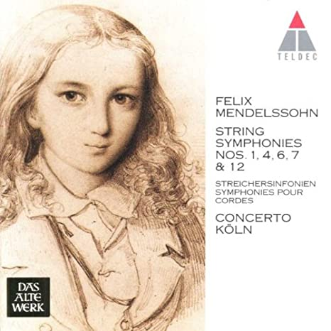 String Symphonies 1 4 6 7 & 12