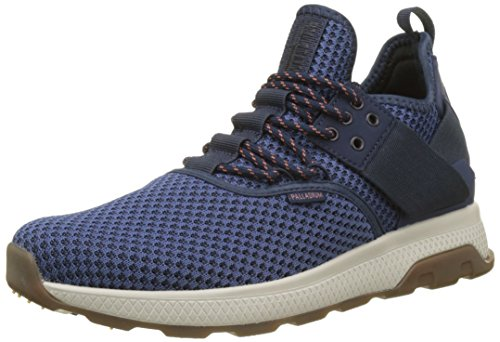 Total Axeon Ensign Palladium Eclipse M54 Sneaker Blau Herren Lace Blue S0xwqxAP