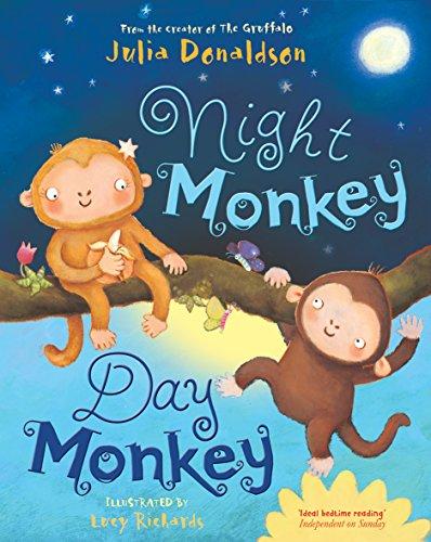 Night Monkey Day Monkey by imusti (Image #1)