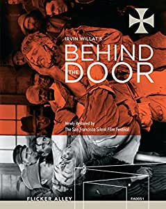 Behind the Door (Blu-ray/DVD Dual-Format Edition)