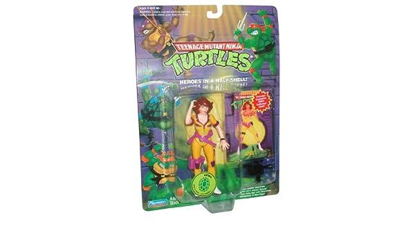 Teenage Mutant Ninja Turtles Year 1994 Cartoon Series 13cm ...