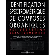 Identification spectrometrique composes organiques