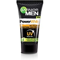 Garnier Men Power White Anti-Pollution Brightening Moisturiser,40g