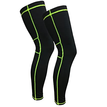 ea57aa5781 RunRRIn Leg Sleeves, Calf Compression Sleeve Ultra Thin(1 Pair) for Adult  Youth