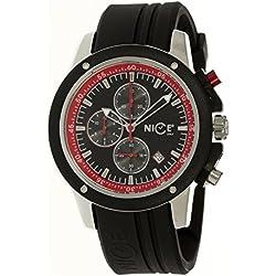 Nice Italy W1057enc021008 Enzo Chrono Mens Watch