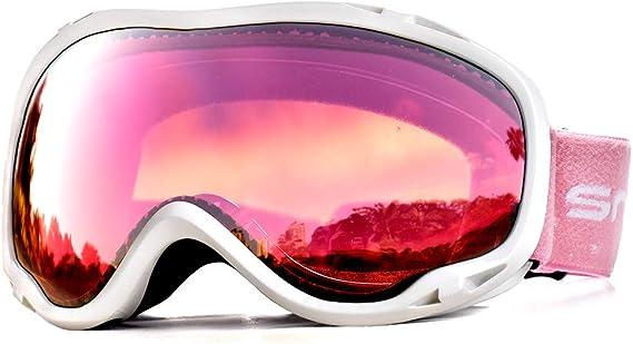 HUBO SPORTS Ski Snow Goggles for Men Women Adult