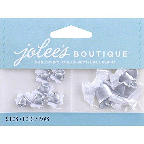 Jolee's Boutique 50-00438 Scrapbooking Embellishment, Mini Wedding ()