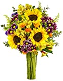 #10: Benchmark Bouquets Flowering Fields, No Vase