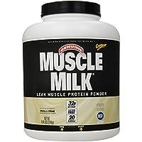 CytoSport Muscle Milk, Vanilla Creme, 4.94 Pound Container