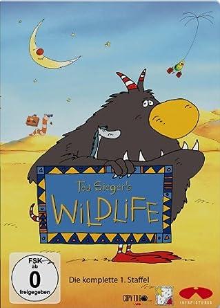 Život v divočině / Ted Sieger's - Wildlife (1999)
