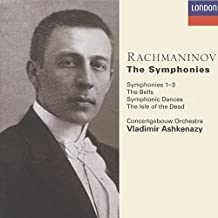 Rachmaninov: Symphonies 1-3; The Bells; Symphonic Dances; The Isle of the Dead