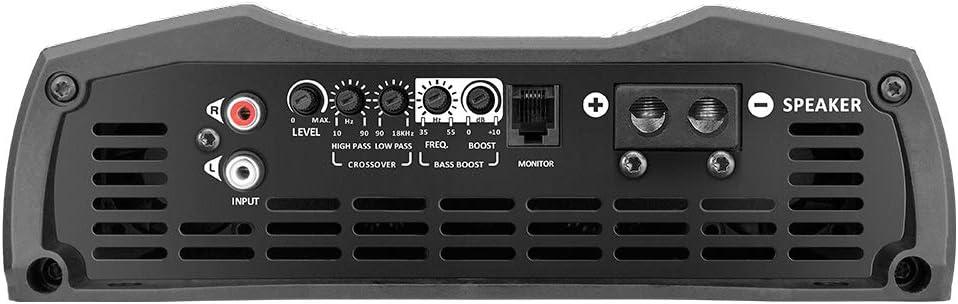 Taramps MD3000-2 Full Range Mono 2 Ohm 3000W Car Audio Amplifier