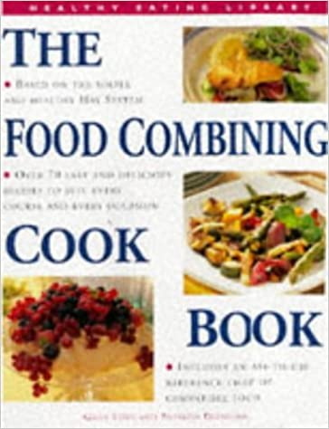 The food combining cook book healthy eating library p diemling g the food combining cook book healthy eating library p diemling g love 9781859674444 amazon books forumfinder Image collections