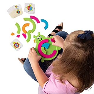 Fat Brain Toys Bugzzle Brainteasers for Ages 3 to 4