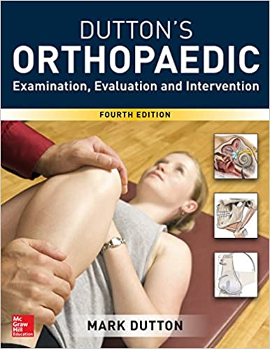 Dutton's Orthopaedic: Examination, Evaluation and Intervention, Fourth Edition - Original PDF