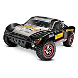 Traxxas 68086 Slash 4X4 4WD Electric Short Course Truck Ready-To-Race Trucks (1 10 Scale) - Colors May Vary