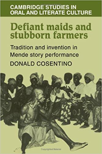 Defiant Maids and Stubborn Farmers: Tradition and Invention