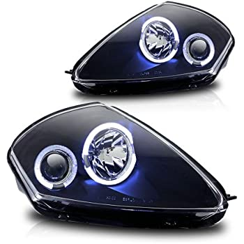 Amazon.com: Mitsubishi Eclipse Replacement Headlight ... on
