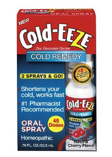 Froid Eeze Oral Spray, arôme naturel de cerise, 0,76 once