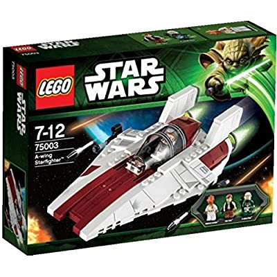 LEGO Star Wars 75003 A-wing Starfighter: Toys & Games