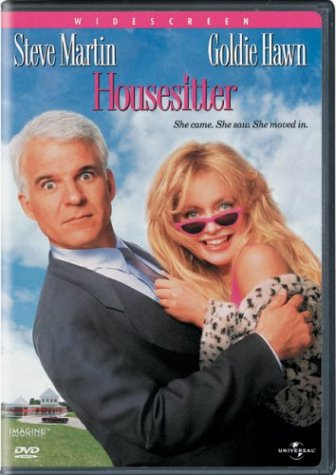 DVD : Housesitter (Widescreen)