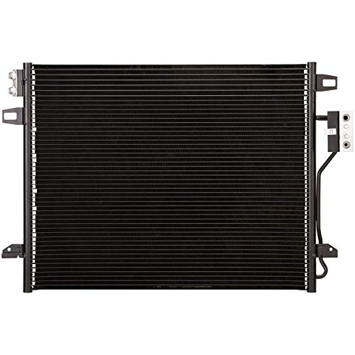 Automotive Cooling Brand A/C AC Condenser For Dodge Grand Caravan Chrysler Town & Country 3682 100% ()