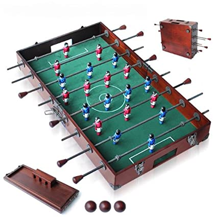 High Quality Portable Folding Foosball Table By Restoration Hardware