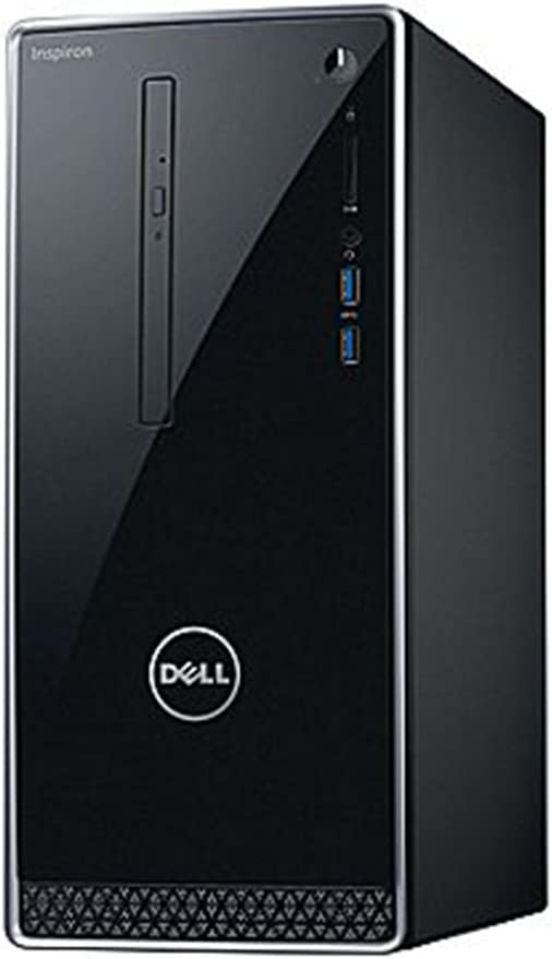 2018 Newest Dell Premium Business Flagship Desktop PC with Keyboard&Mouse Intel Core i5-7400 Processor 16GB DDR4 RAM 1TB 7200RPM HDD DVD-RW HDMI VGA Bluetooth Windows 10 (12GB RAM| 1TB HDD)