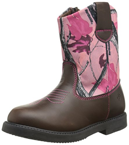 - Northside Partner Cowboy Boot (Infant/Toddler/Little Kid), Pink Camo, 3 M US Little Kid