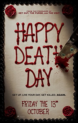 Happy Death Day 11x17 Inch Promo Movie POSTER (Death Promo Poster)