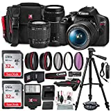 Best Dslr Camera Bundles - Canon T7 EOS Rebel DSLR Camera with 18-55mm Review