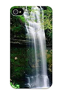 Hot Tpye Glencar Waterfall, County Leitrim, Connaught, Ireland Case Cover For Iphone 4/4s