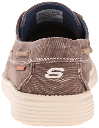 Skechers Usa Men S Status Melec Boat Shoe