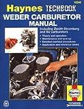 H10240 Haynes Weber Zenith Stromberg SU Carburetor Manual