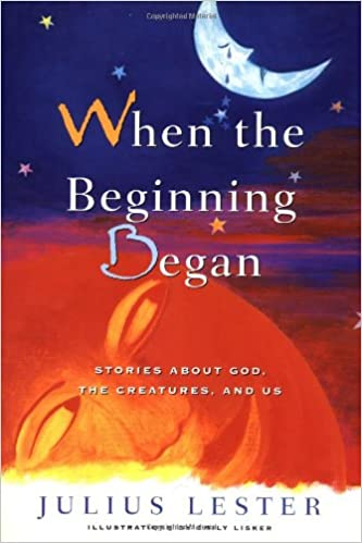 Cover Art for When the Beginning Began