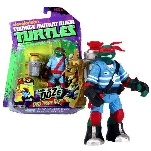 Playmates Year 2012 Nickelodeon Teenage Mutant Ninja Turtles