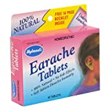 Hyland's Earache Tablets, 40 Tablets (Pack of 3)