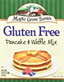 baking soda gum - Maple Grove Farms Natural Pancake and Waffle Mix, 16 Ounce -- 8 per case.